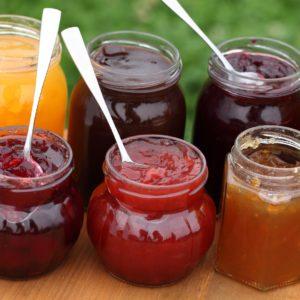Jams-jellies-marmalade