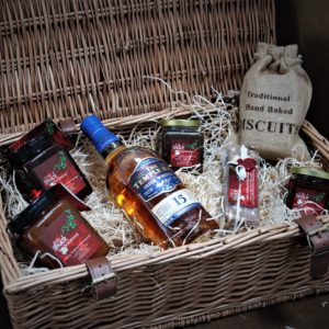 A Traditional Hamper