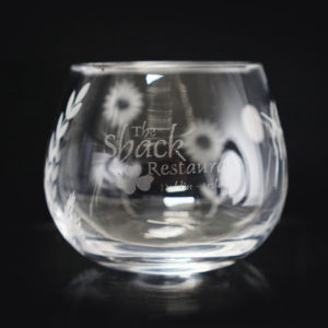 Crystal Hand Made Candle Votive